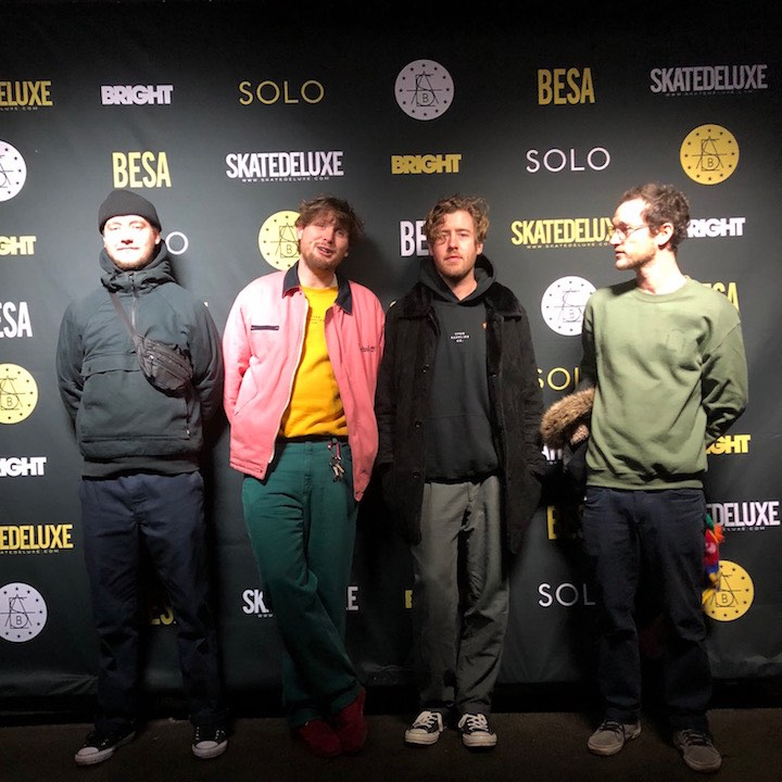 Bright European Skateboard Awards - Place Skateboard Culture