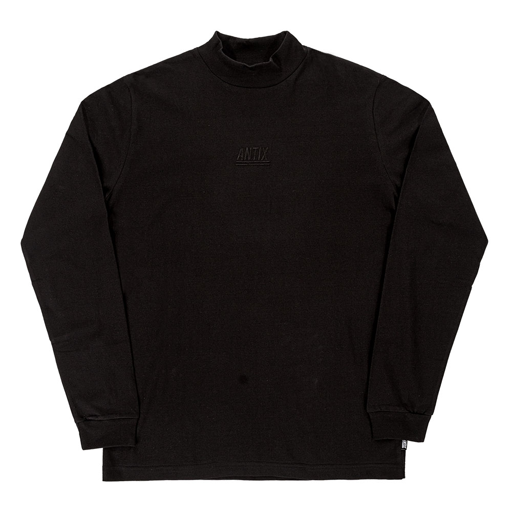ANTIX Mock Neck Long Sleeve