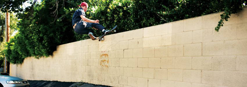 Chocolate Skate Team Elijah Berle Wallie to FS Board