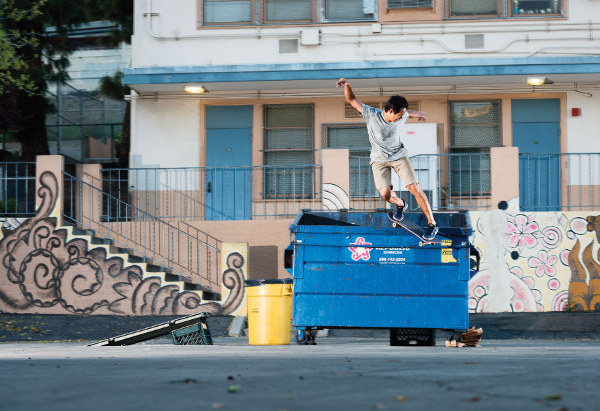 Girl Skate Team Sean Malto BS Smithgrind