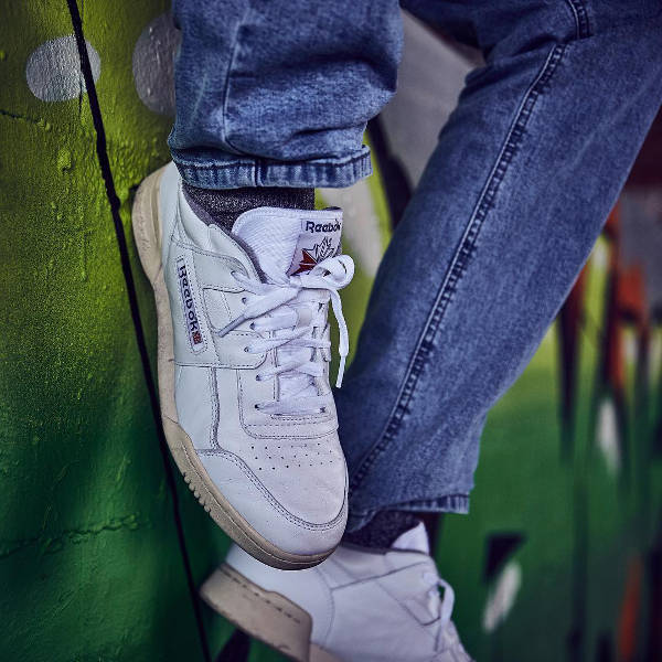 Reebok Club Workout Plus Classic Sneaker