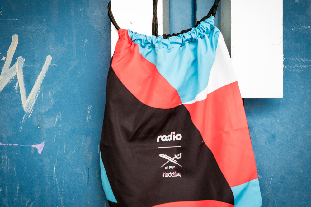 Iriedaily x Radio Skateboards collection | Gymbag