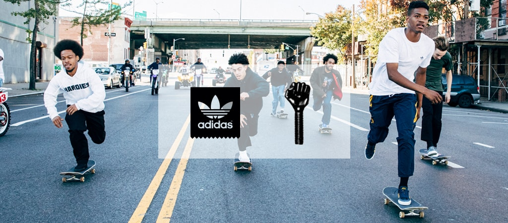 adidas Skateboarding x Hardies Hardware Kollektion