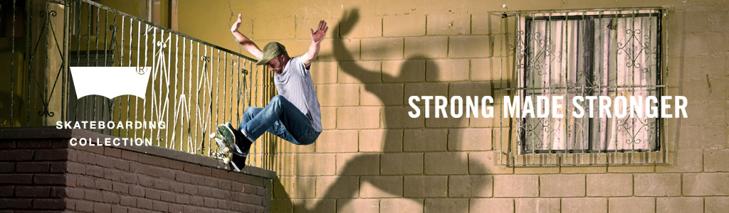 Levi's strong made stronger