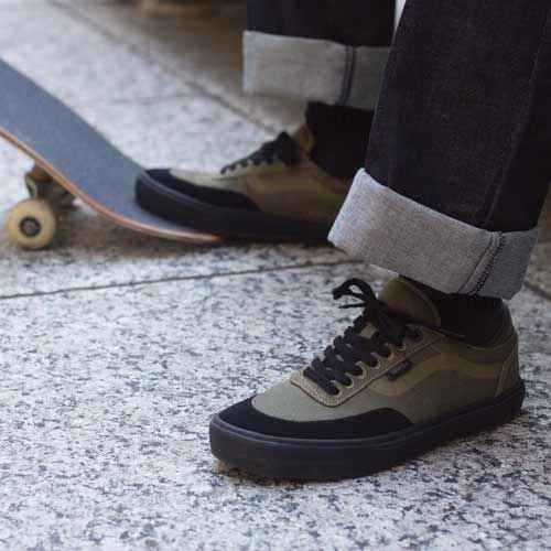 Vans Gilbert Crockett 2