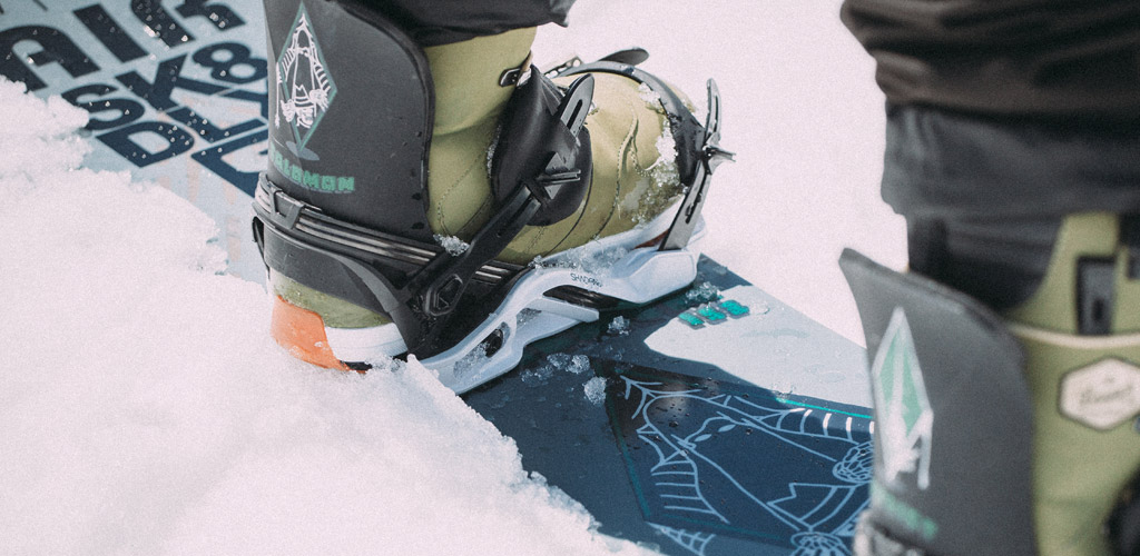 Snowboards, Boots et Attaches