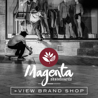 Magenta Online shop at skatedeluxe