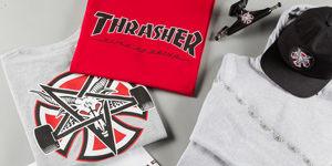 Independent x Thrasher