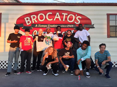 Baker Skateboards Crew