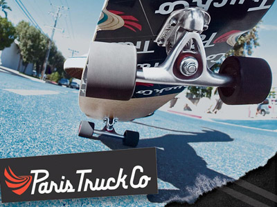 Paris Trucks Ad